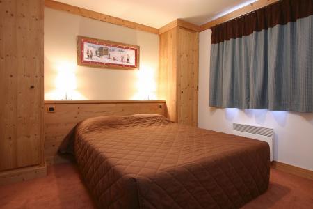 Location au ski Résidence l'Alba - Les 2 Alpes - Chambre