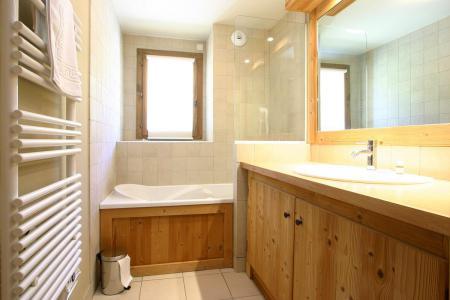 Location au ski Résidence l'Alba - Les 2 Alpes - Salle de bains