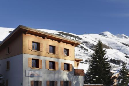 Vacances en montagne Résidence l'Edelweiss - Les 2 Alpes - Extérieur hiver