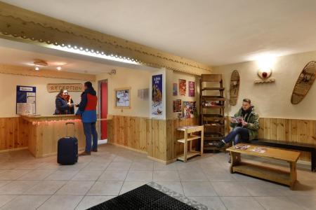 Location au ski Résidence l'Edelweiss - Les 2 Alpes - Réception