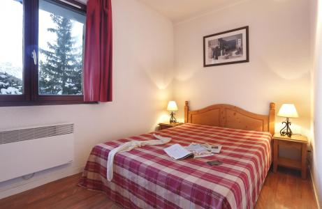Location au ski Residence L'edelweiss - Les 2 Alpes - Lit double