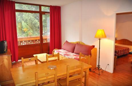Location au ski Residence L'edelweiss - Les 2 Alpes - Coin repas