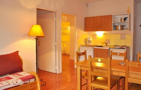 Location au ski Residence L'edelweiss - Les 2 Alpes - Kitchenette