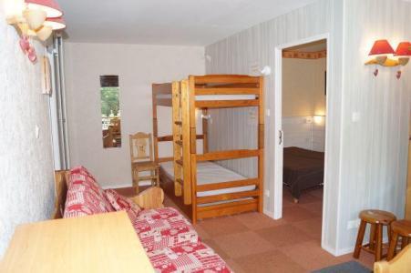 Location au ski Appartement 2 pièces 6 personnes (48) - Residence L'olympe - Les 2 Alpes - Coin nuit