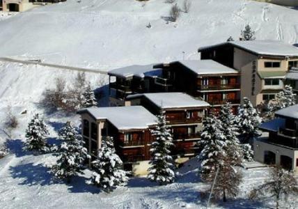 Location au ski Residence La Cime De Lans - Les 2 Alpes - Extérieur hiver