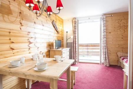 Location au ski Residence La Cime De Lans - Les 2 Alpes - Coin repas