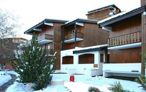 Wakacje w górach Résidence Lautaret 5 - Les 2 Alpes - Zima na zewnątrz