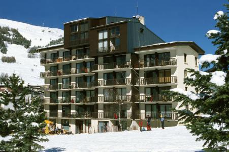 Vacances en montagne Résidence Lauvitel - Les 2 Alpes - Extérieur hiver