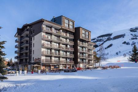 Rental Les 2 Alpes : Résidence Lauvitel winter