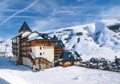 Location au ski Residence Le Flocon D'or - Les 2 Alpes - Extérieur hiver