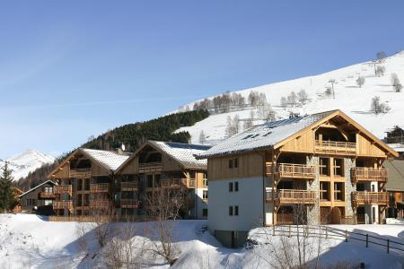 Location Les 2 Alpes : Résidence le Goléon hiver