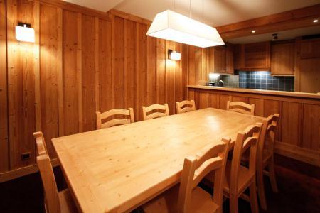 Location au ski Résidence le Goléon - Les 2 Alpes - Salle à manger