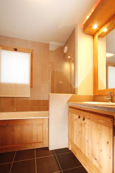 Location au ski Résidence le Goléon - Les 2 Alpes - Salle de bains