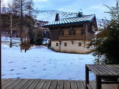 Location Résidence le Jardin Alpin hiver