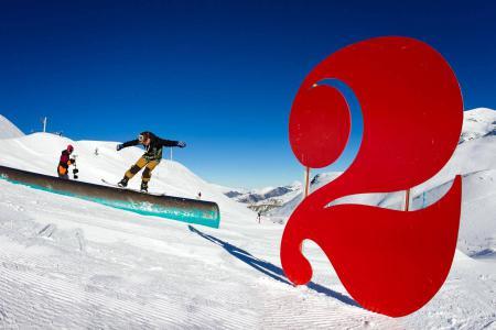 Location Les 2 Alpes : Résidence le Prapelier hiver