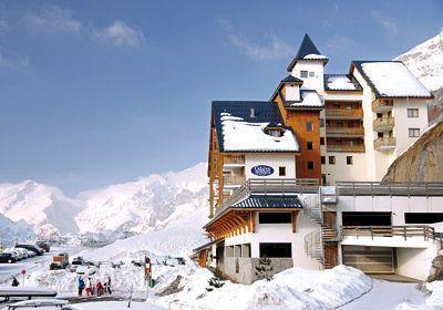 Location au ski Residence Le Prince Des Ecrins - Les 2 Alpes - Extérieur hiver