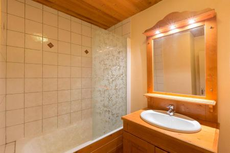 Rent in ski resort Résidence le Sappey - Les 2 Alpes - Bath-tub