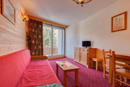 Rent in ski resort Résidence le Sappey - Les 2 Alpes - Living room