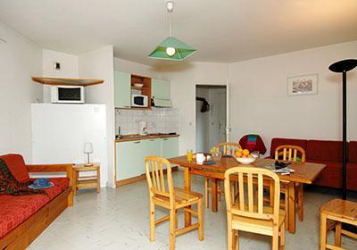 Accommodation Residence Le Surf Des Neiges