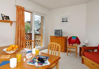 Location au ski Residence Le Surf Des Neiges - Les 2 Alpes - Appartement