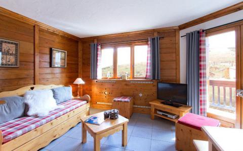 Location 6 personnes Appartement 2 pièces 6 personnes (aster) - Residence Les Balcons De Sarenne