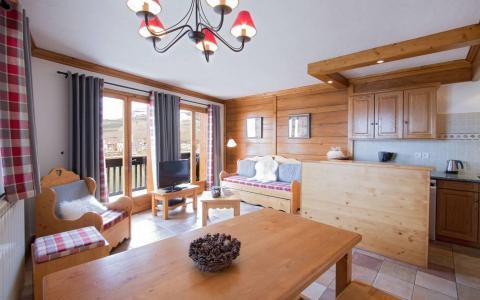 Location au ski Appartement 3 pièces 6 personnes (anemone ) - Residence Les Balcons De Sarenne