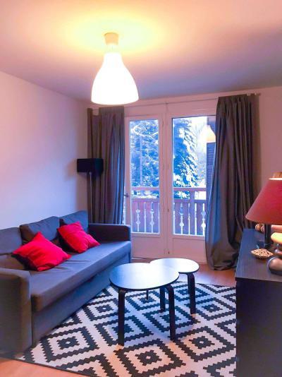 Аренда на лыжном курорте Апартаменты 2 комнат 6 чел. (172) - Résidence les Cimes - Les 2 Alpes