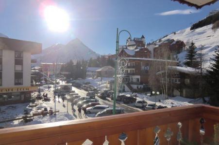 Location au ski Appartement 3 pièces 8 personnes - Residence Les Ecrins - Les 2 Alpes