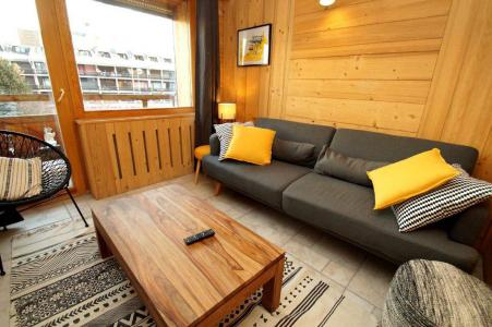 Rent in ski resort 2 room apartment sleeping corner 8 people (204) - Résidence Les Marmottes - Les 2 Alpes - Bed-settee