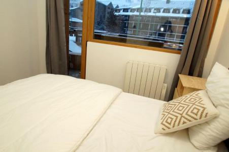 Rent in ski resort 5 room apartment 18 people (106 n'est plus commercialisé) - Résidence Les Marmottes - Les 2 Alpes - Double bed