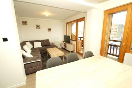 Rent in ski resort 2 room apartment sleeping corner 7 people (302) - Résidence Les Marmottes - Les 2 Alpes