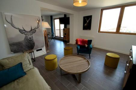 Rent in ski resort 5 room apartment 11 people (406) - Résidence Les Marmottes - Les 2 Alpes