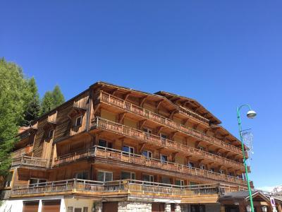 Séjour au ski Résidence Les Marmottes