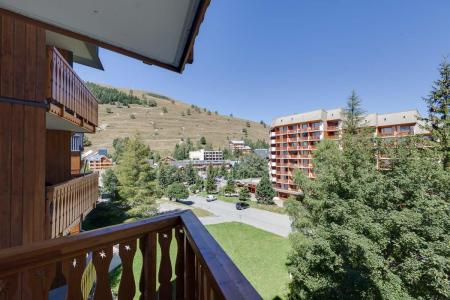 Location au ski Residence Plein Sud B - Les 2 Alpes