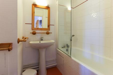 Rent in ski resort Résidence Plein Sud - Les 2 Alpes - Bath-tub
