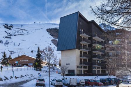 Rental Les 2 Alpes : Résidence Quirlies winter