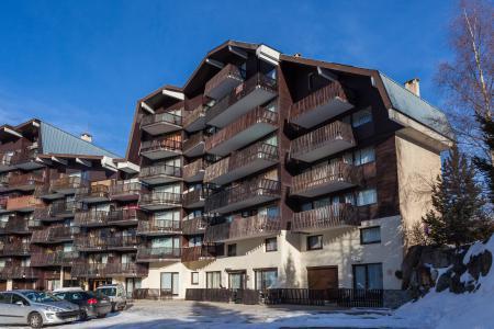 Vacances en montagne Résidence Quirlies - Les 2 Alpes - Extérieur hiver