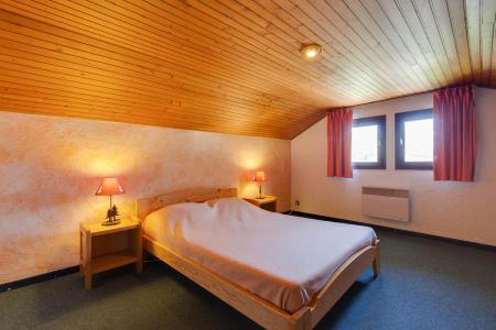 Rent in ski resort 2 room apartment sleeping corner 6 people - Résidence Saint Christophe - Les 2 Alpes - Bedroom