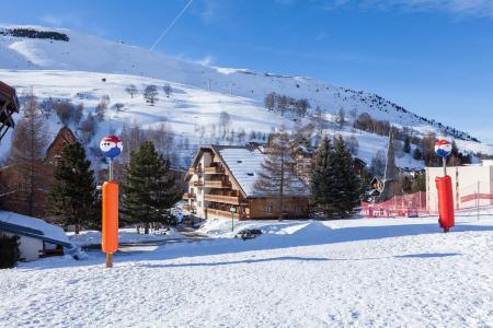 Выходные на лыжах Résidence Saint Christophe