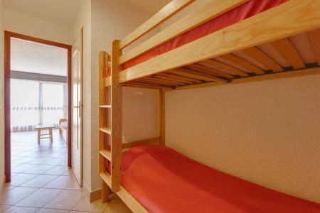 Rent in ski resort Studio sleeping corner 4 people - Résidence Saint Christophe - Les 2 Alpes - Sleeping area