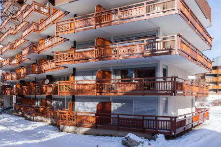 Location au ski Résidence Tyrol - Les 2 Alpes - Extérieur hiver