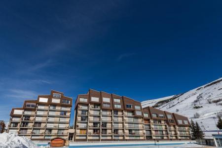 Location au ski Résidence Vallée Blanche Chartreuse - Les 2 Alpes - Extérieur hiver