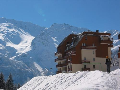 Location appartement au ski Residences Le Pleynet Les 7 Laux