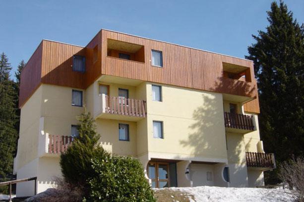 Residenza direttamente sulle piste Vvf Villages Les Adrets
