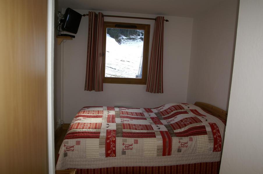 Alquiler al esquí Apartamento 2-3 piezas y espacio 4-6 personas - Résidence les Granges des 7 Laux - Les 7 Laux - Habitación