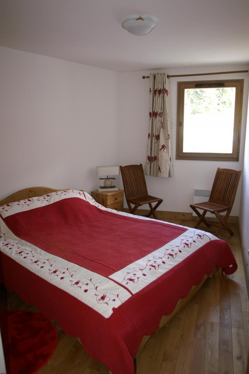 Location au ski Appartement 2-3 pièces 4-6 personnes - Résidence les Granges des 7 Laux - Les 7 Laux - Chambre