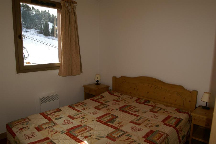 Location au ski Appartement 2 pièces 4 personnes - Résidence les Granges des 7 Laux - Les 7 Laux - Chambre