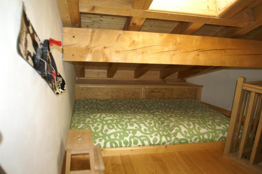 Location au ski Appartement duplex 3 pièces cabine 10 personnes - Résidence les Granges des 7 Laux - Les 7 Laux - Chambre mansardée