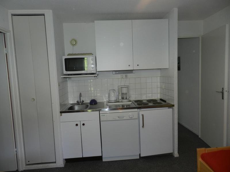 Location au ski Appartement 2 pièces cabine 6 personnes (standard) - Résidences le Pleynet les 7 Laux - Les 7 Laux - Cuisine