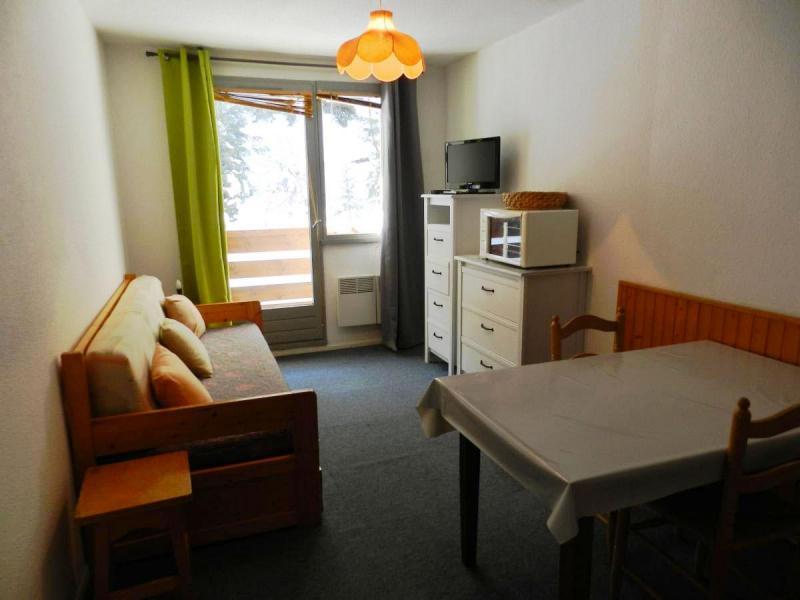 Аренда на лыжном курорте Квартира студия для 3 чел. - Résidences le Pleynet les 7 Laux - Les 7 Laux - Столова&